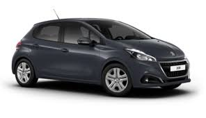 Peugeot 208 Toutes Options Diesel Model 2018 Manuelle