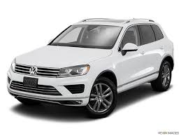 Volkswagen Touareg Diesel Model 2017 Automatique